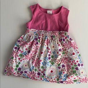 Hanna Anderson summer dress 80cm 2t-3t
